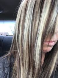 classic blond hair photos with low lights classic chunky highlights i wanttt girl stuff pinterest