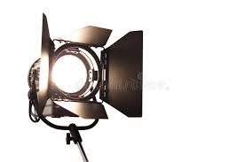 studio lamp with cp stock photo image of footlight flood 9059302