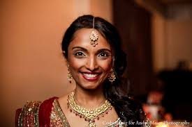 Bridal Makeup New York New York Ny Indian Fusion Wedding By André Maier Photography