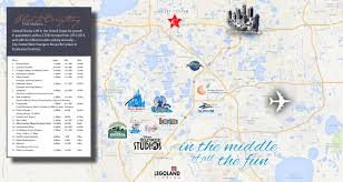 Florida Mall Store Map by City Center West Orange