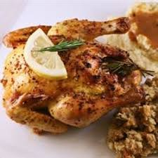 cornish hens with garlic and rosemary recipe allrecipes