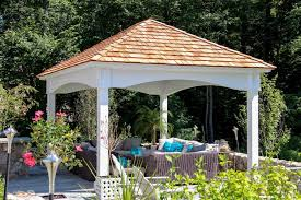 Backyard Pavilion Plans Ideas Backyard Shed For Gatherings Or Parties Callahan Country Image On