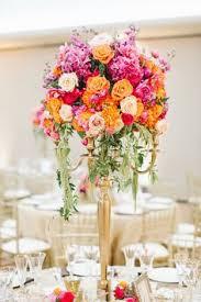 upscale california garden wedding ballroom wedding reception