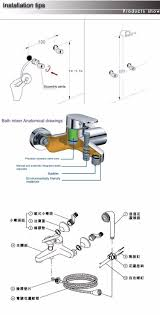 luxury thermostatic bath mixer shower exposed valve bottom brass luxury thermostatic bath mixer shower exposed valve bottom brass thermo bathroom faucet toilet laundry room hotels