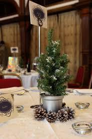 our christmas tree centrepieces wedding christmas christmas tree