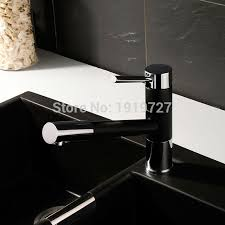 Online Get Cheap German Faucet Aliexpress Com Alibaba Group Pull Out Spray 360 Degrees Swivel Spout Matte Granite Black Or