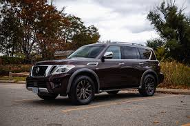nissan patrol 2016 platinum interior review 2017 nissan armada platinum canadian auto review