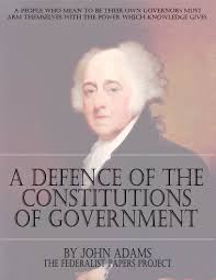 John Adams   The Federalist Papers The Federalist Papers