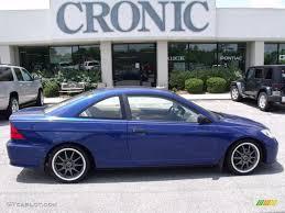 honda civic 2004 coupe 2004 fiji blue pearl honda civic value package coupe 29957278