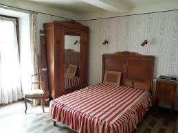 chambre à coucher ancienne complète unique collector en