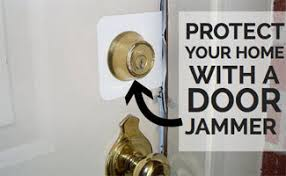door jammer the best door security device