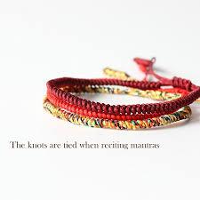 rope bracelet images Handmade knots lucky rope bracelet zenshopworld jpg