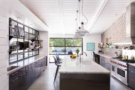 Kitchens With Large Islands by Wall Divider Ideas Waplag Kitchen Design With Room And Floating