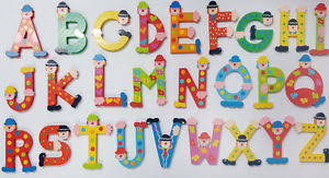 buchstaben kinderzimmer holzbuchstaben a z namen kinder türschild namenschild buchstaben