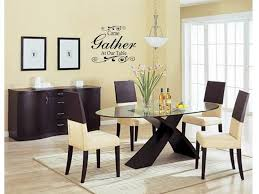 ideas for dining room walls simple ideas wall for dining room redoubtable decor for dining