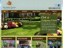 Landscape Nurseries Near Me by Four Seasons Nursery U2013 Landscaping Service Denton Tx