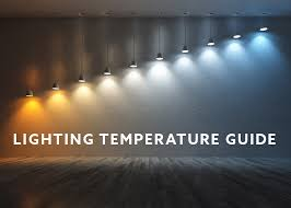 light bulb color spectrum lighting temperature guide flip the switch