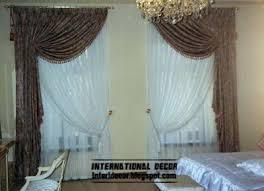 interior and architecture luxury curtains for bedroom latest