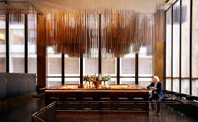 the seagram building u0027s new restaurant is finally unveiled wallpaper