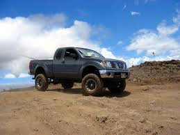 nissan frontier suspension lift prg products