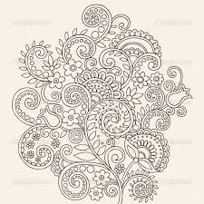 amazing and great paisley pattern tattoo design idea golfian com