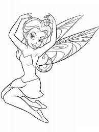 tinkerbell coloring pages download print tinkerbell coloring