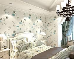 papier peint chambre romantique beibehang nordique romantique pastorale non tissé 3d papier peint