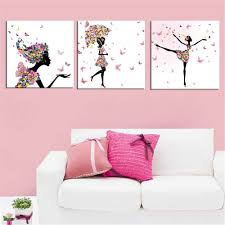 Home Decor Canvas Art Aliexpress Com Buy Home Decor Canvas Painting Unframed Butterfly