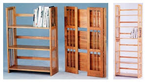 folding bookcase amazing bookcases with regard to stackable