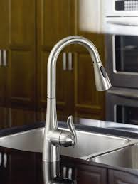 moen kitchen faucet brushed nickel best kitchen 2017