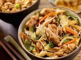 la cuisine chinoise chop suey et chow mein dans la cuisine chinoise sytyson
