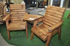 garden furniture wooden garden furniture chunky to