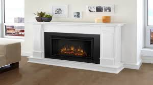 real flame g8600e silverton electric fireplace medium white youtube