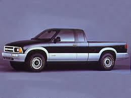 1995 chevrolet s 10 overview cars com