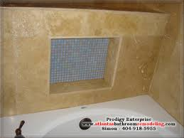 bathroom tile shower niche ideas bathrooms