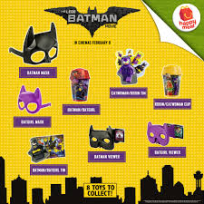 collect all batman lego toys at mcdonalds happy meals pskmc