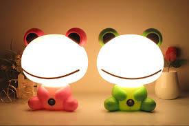 nursery ls with night lights cute animal night light 12v holiday night lights abs luminaria