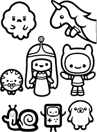 adventure time coloring pages online coloring pages adventure time coloring pages of adventure