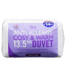 Silentnight 13 5 Tog Double Duvet Home Comforts 13 5 Tog Anti Allergy King Size Duvet Bedding