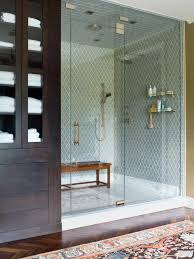 Walk In Bathroom Ideas by Walk In Shower Tile Design Ideas Design Ideas