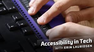 How Do Blind People See Bullish Increasing Access To Technology For Blind People Techcrunch