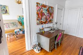 mid century modern baseboard midcentury modern and 19th century charm collide in a greenpoint