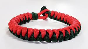 bracelet knots youtube images Paracord bracelet two color snake knot bracelet design jpg