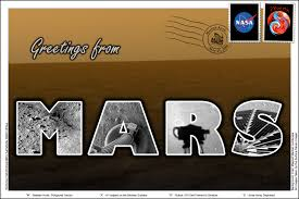 picture postcards mars mission gallery animations