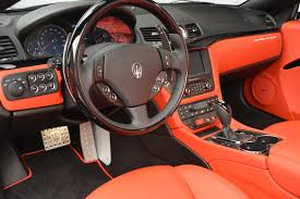 2016 maserati granturismo 2016 maserati granturismo convertible sport stock m1454 for sale