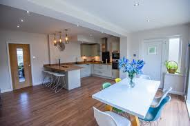 open plan living cook eat u0026 entertain smith ranson interiors