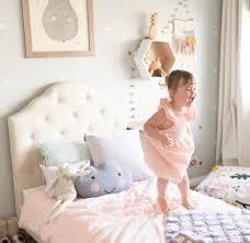 Bedroom Furniture Central Coast Nsw by New Kids Childrens Upholstered King Single Linen Bed Bedroom Furniture