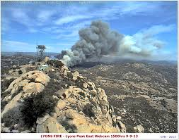 California Wildfire Names by Cfn California Fire News Cal Fire News Ca Mvu Lyon 263 Acres