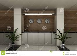 Hotel Lobby Reception Desk by The Hotel Reception Desk Stock Photography Image 24113002