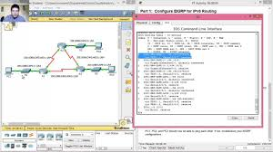6 4 3 4 7 4 3 4 packet tracer configuring basic eigrp with